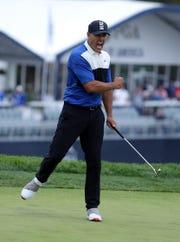 Brooks Koepka wins PGA Championship by 2 shots