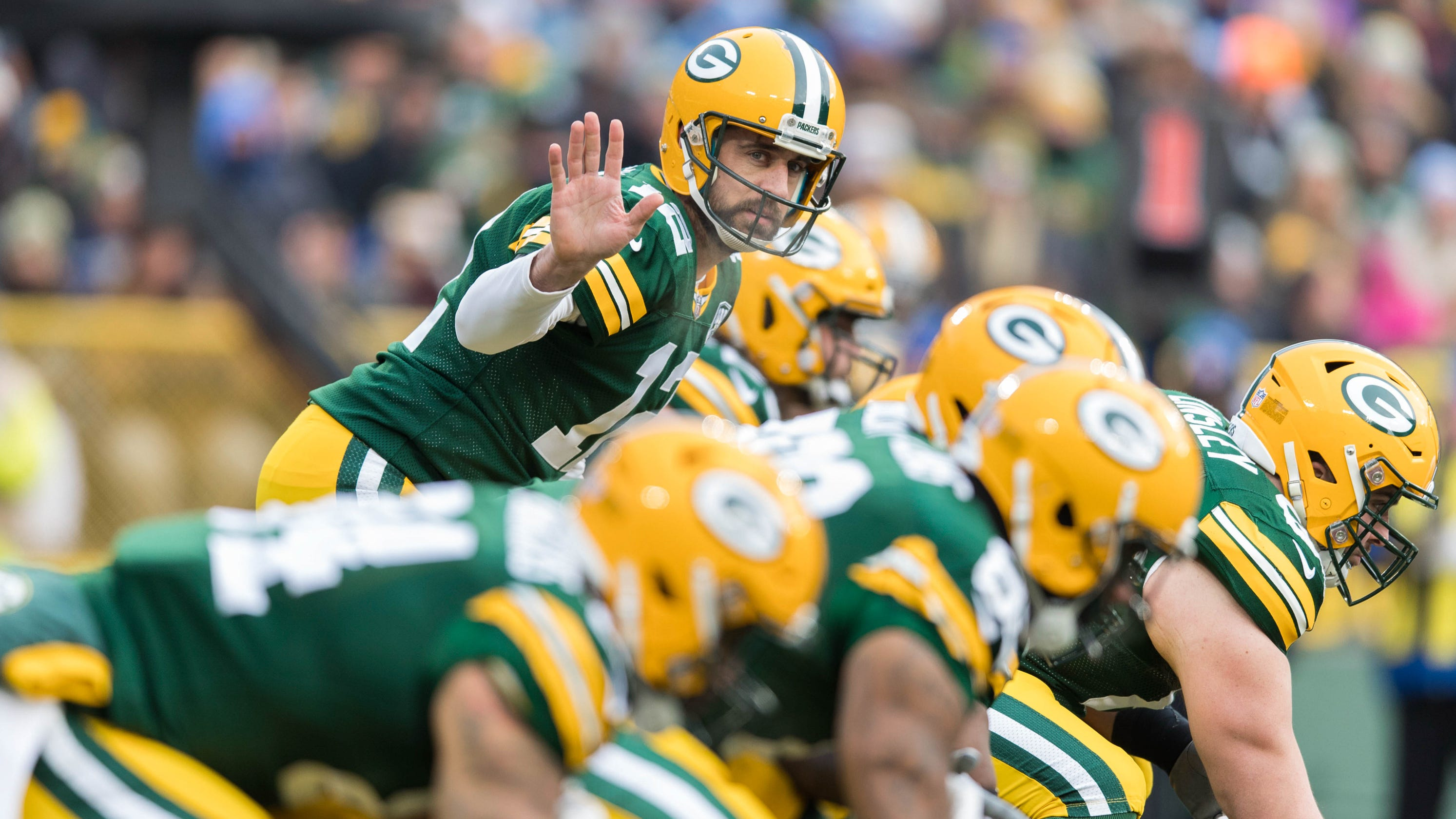 Green Bay Packers' Aaron Rodgers makes 'Game of Thrones' series finale predictions