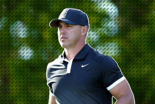 Opinion: Brooks Koepka's competitors couldn't put a dent in his lead on moving day at PGA