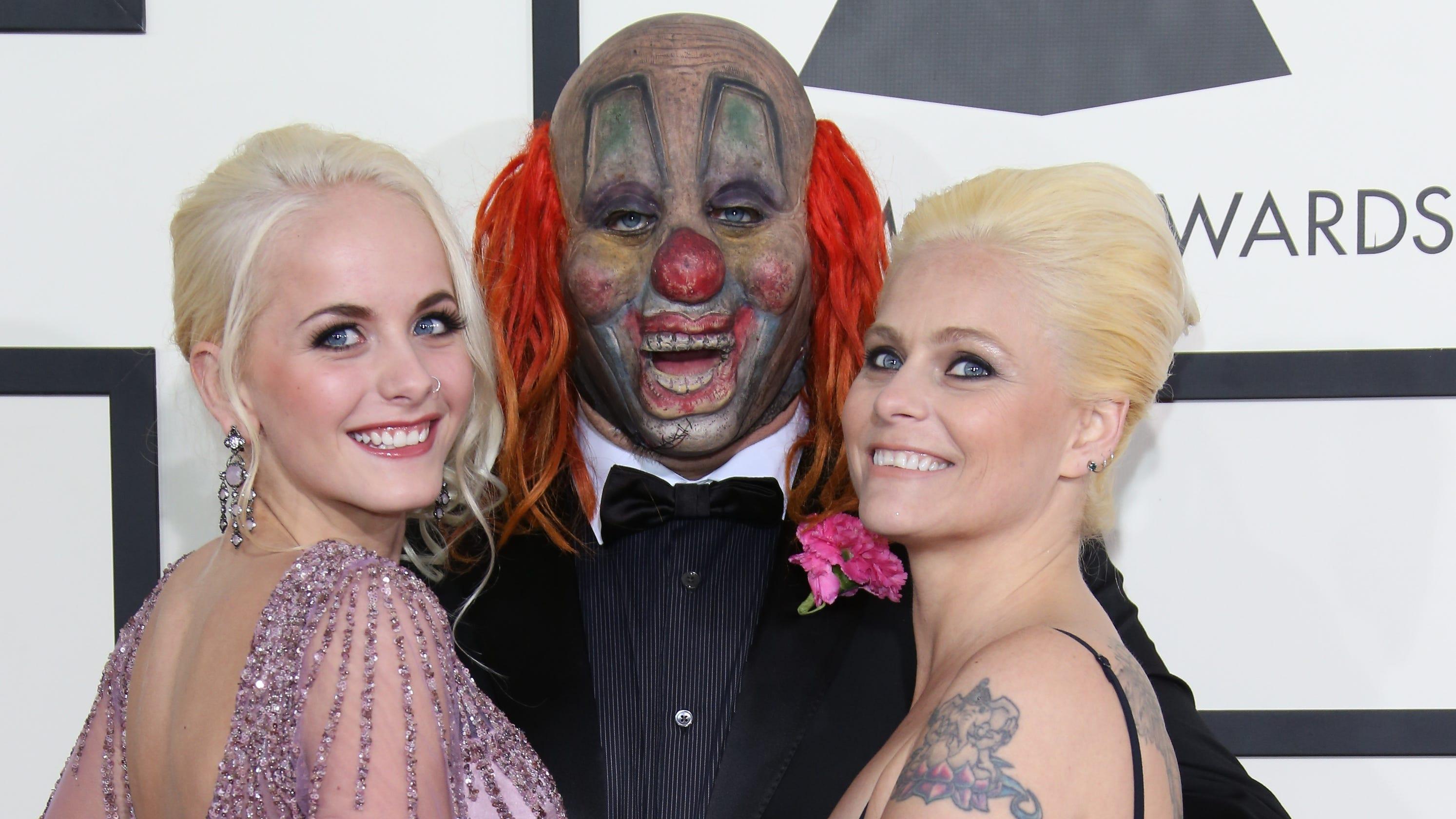 Slipknot's Shawn 'Clown' Crahan daughter Gabrielle dies