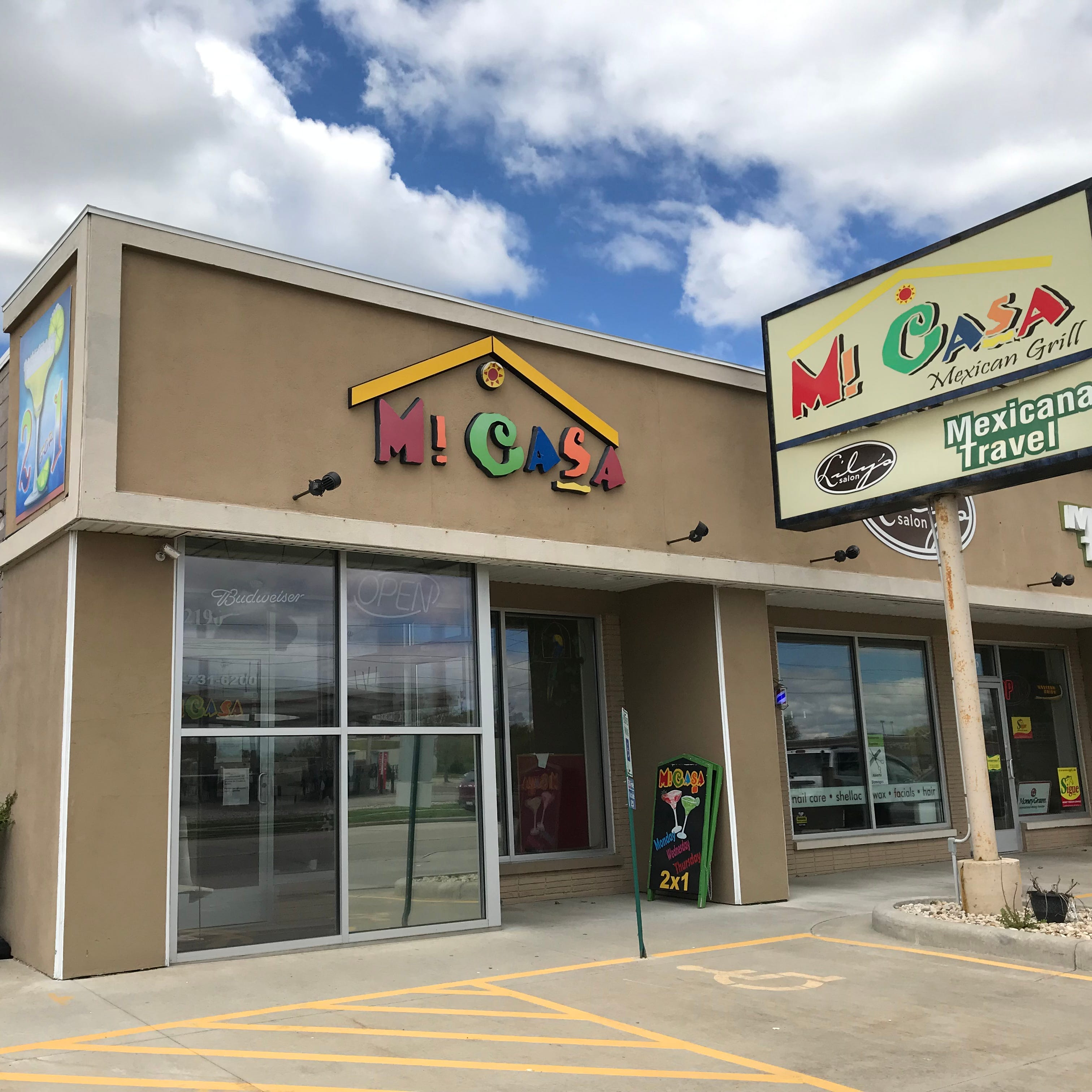 The Buzz: Mi Casa to become El Sabor
