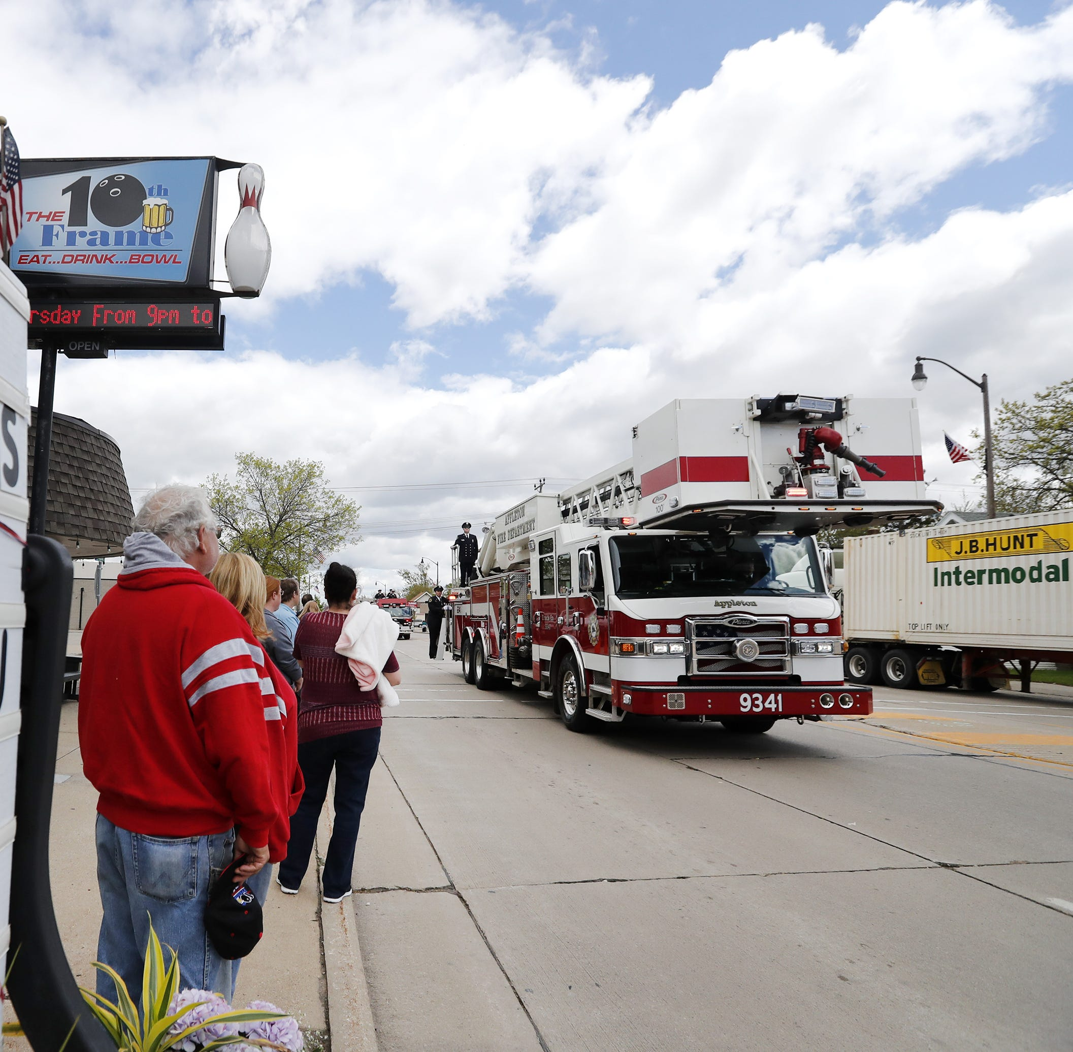 Appleton shooting: Police warn of scam calls related to fundraiser for firefighter's family
