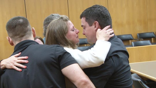 Tuckerton Police officer Justin Cherry is acquitted of excessive force charges after K-9 attack