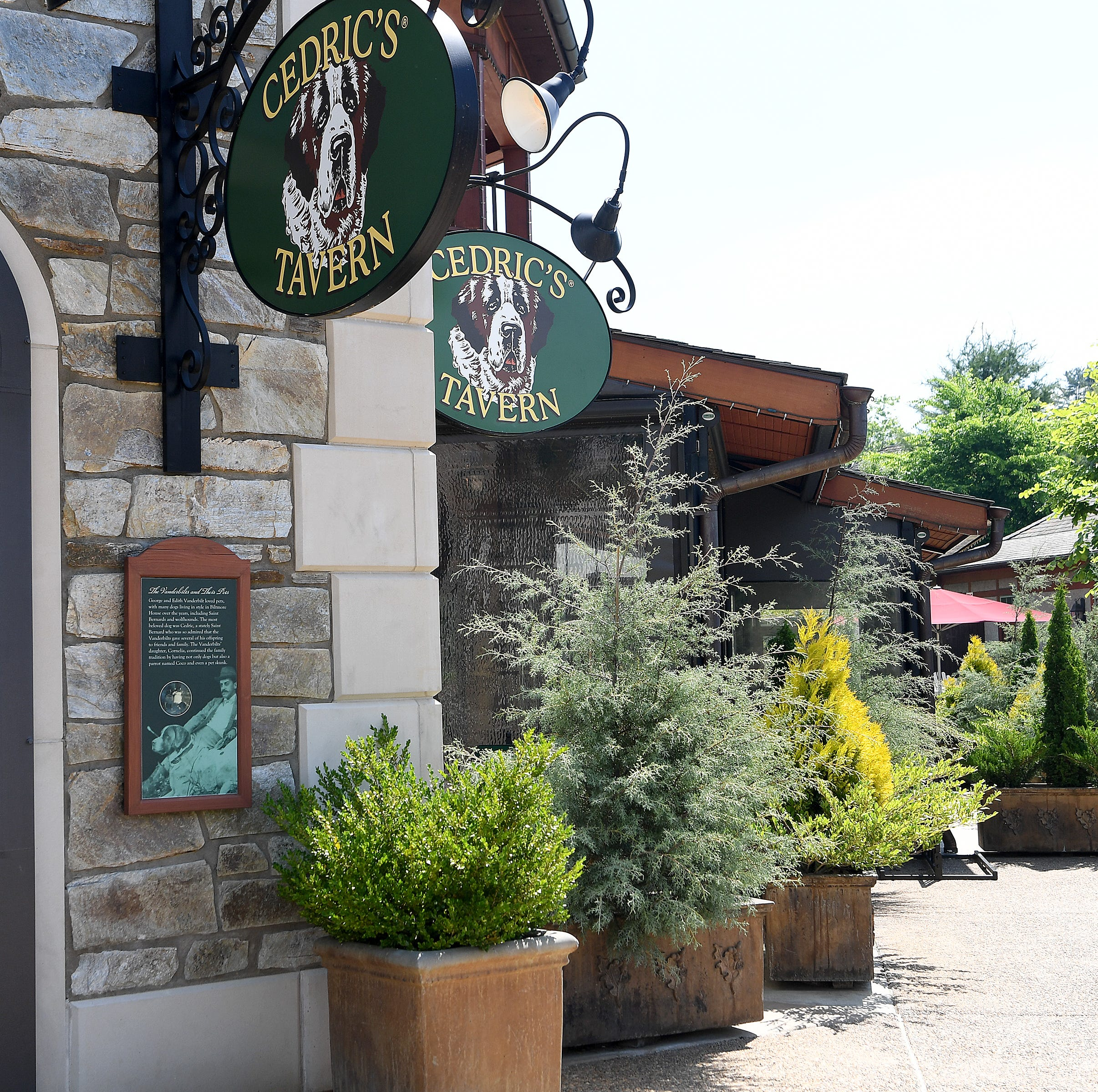 Dining review: Cedric's Tavern at Biltmore Estate