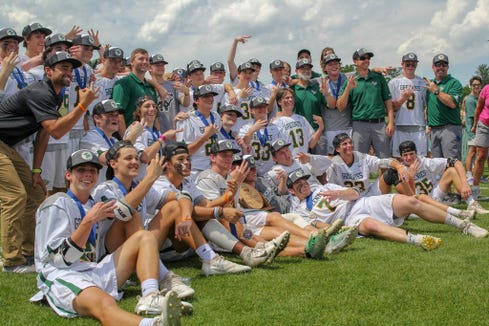 Christ School won its third straight lacrosse state title on May 18