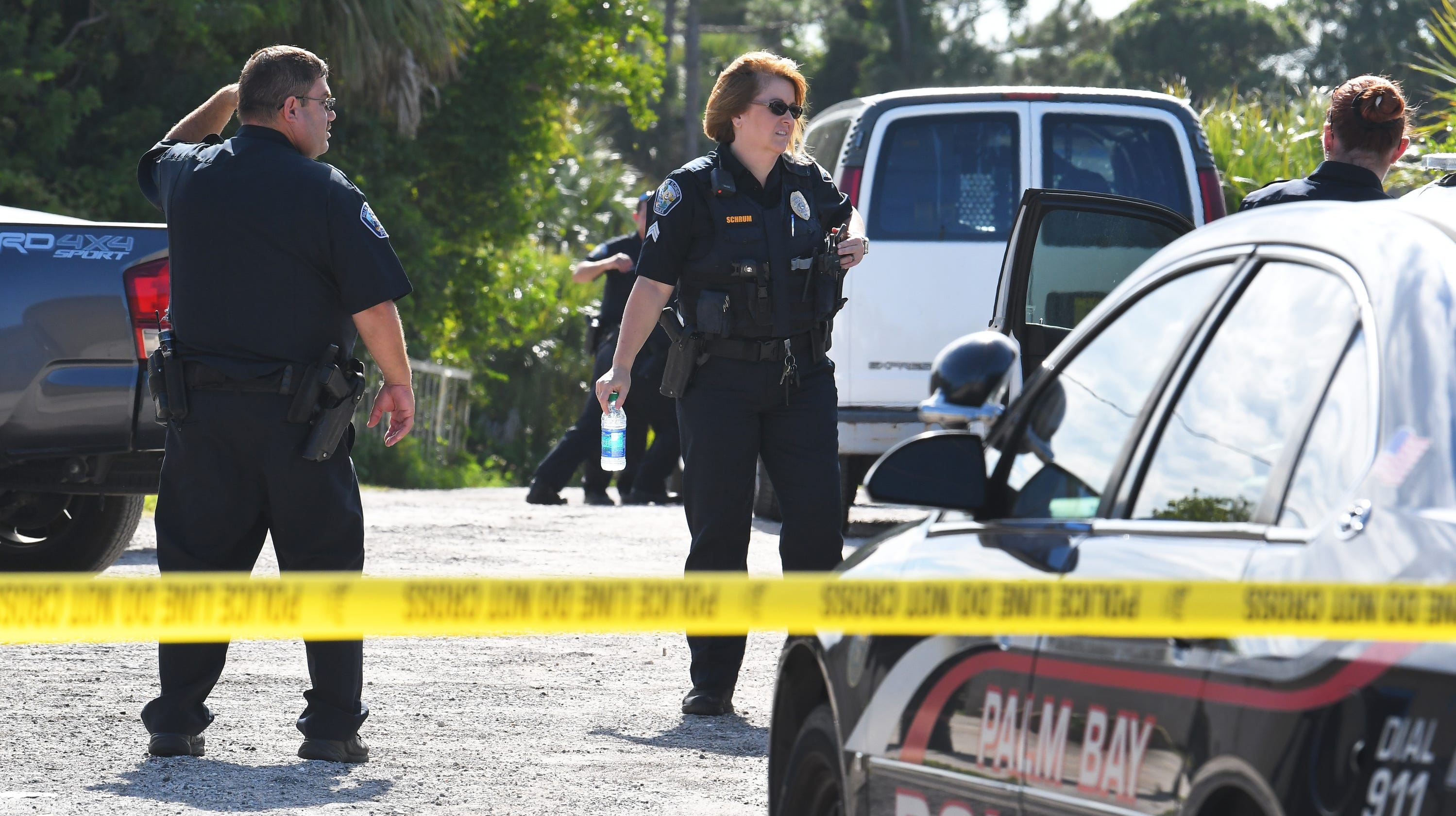 Shootings, stabbing, cannabalism, fatal crash all reported in