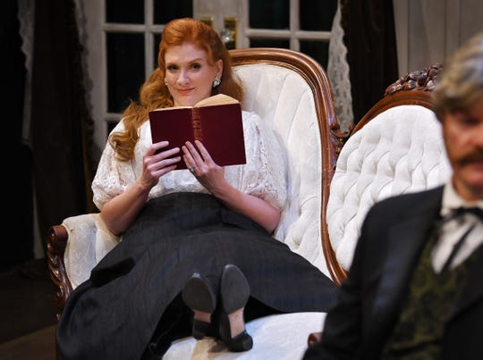 """Hedda Gabler"" will be performed at Melbourne Civic Theatre from May 24 to June 30, 2019.  Hedda is played by Christina LaFortune, and is directed by Peg Girard.  For tickets, call 321-723-6935, or visit www.myMCT.org."