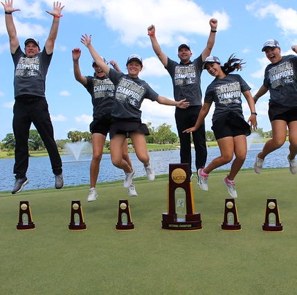 Florida Tech 2007 national champ Iacobelli reflects on women's golf team's NCAA title as program folds