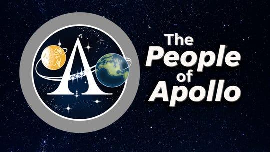 """The People of Apollo"" logo"