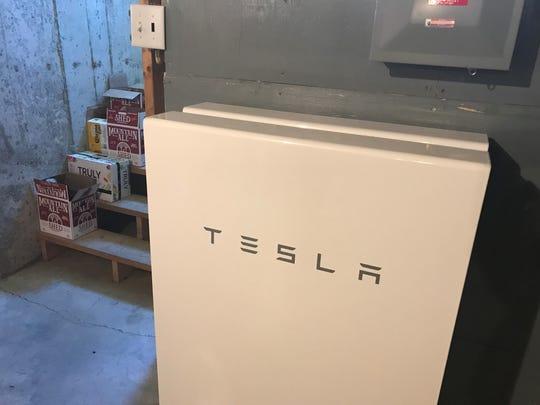 Backup power: Tesla Powerwall kicks in when the grid is down
