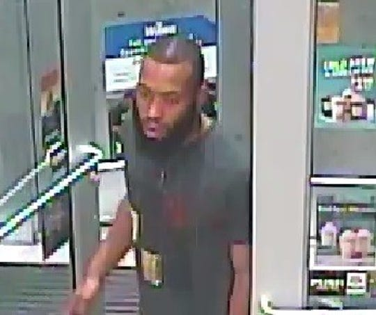 Authorities allege Ethien Rosario, 26, of Sicklerville, is the suspect seen in surveillance video from a Cherry Hill Wawa.