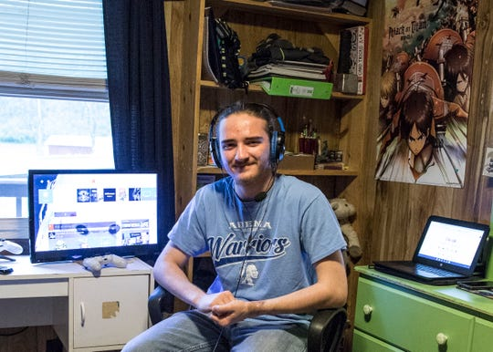After a rocky junior year at Adena High School,  Trintin Ratliff wanted to change his environment so he focused on his studies and joined the Adena chapter of MADE. Ratliff plans to attend Columbus State Community College to pursue a computer science degree after graduation.