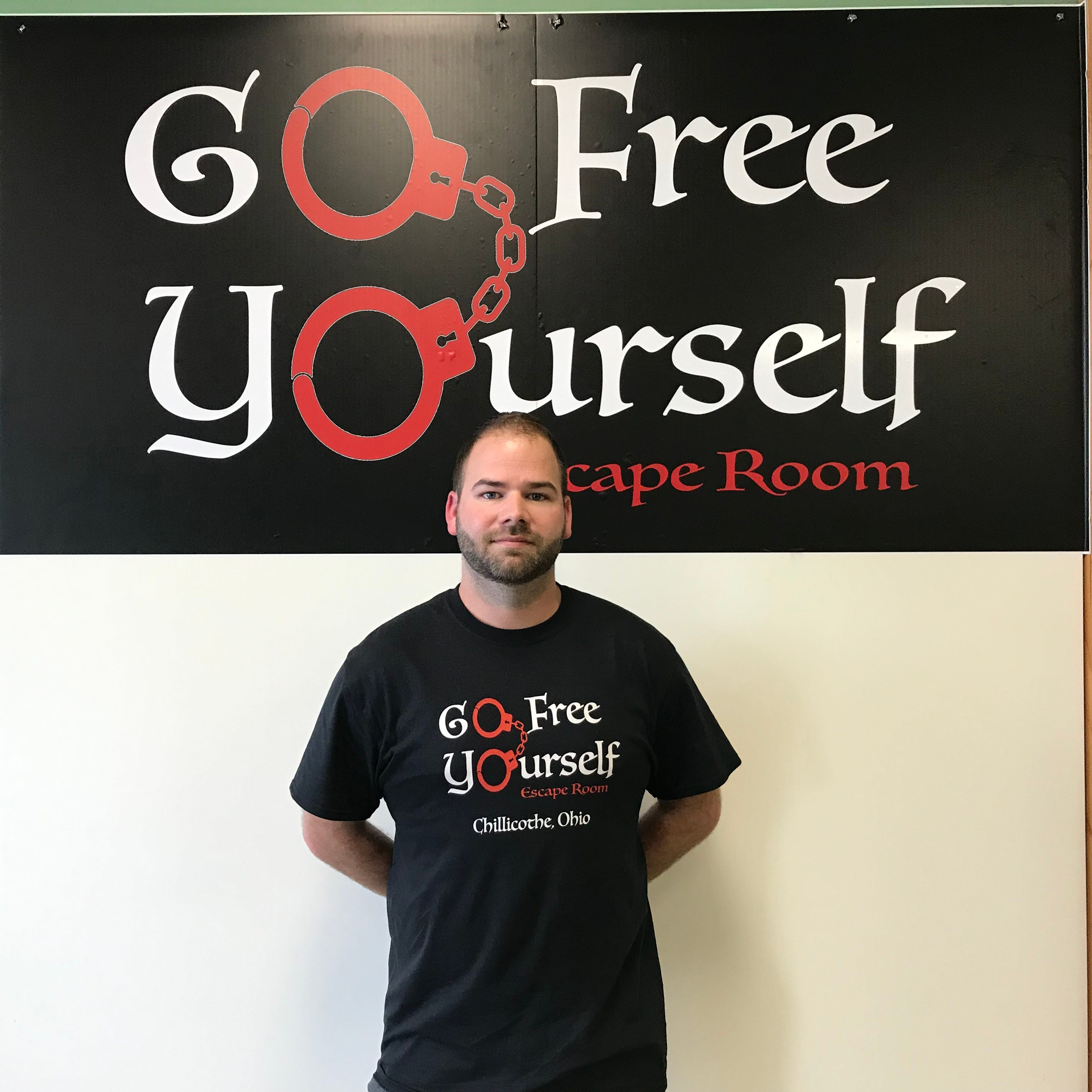 Go Free Yourself brings escape room adventure to Chillicothe