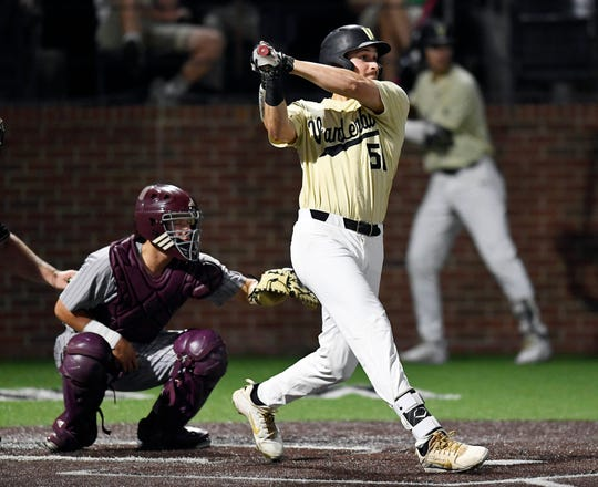 Vanderbilt's JJ Bleday