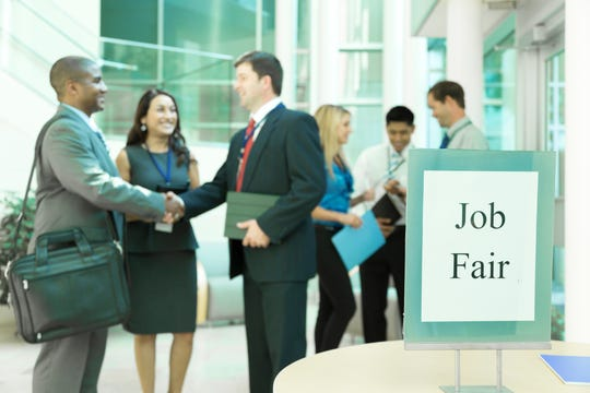 The secret to finding a dream job may be a job fair
