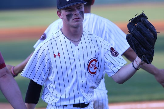 Austin Peay center fielder Garrett Spain, a former Clarksville standout, is on scholarship with the Govs.