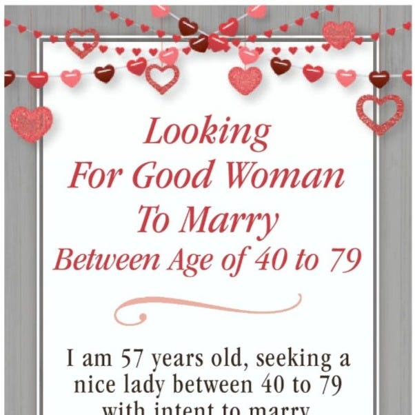 Ad 'looking for good woman to marry' likely a scam that preys on Iowa relationship seekers