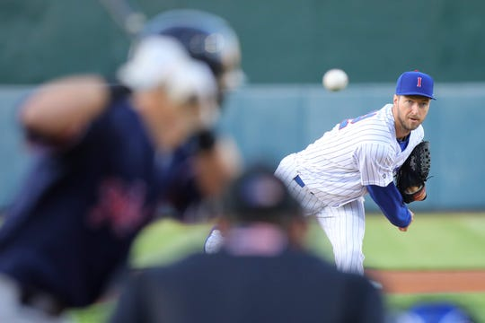 Cascade native Colin Rea has made the most of his time with the Iowa Cubs