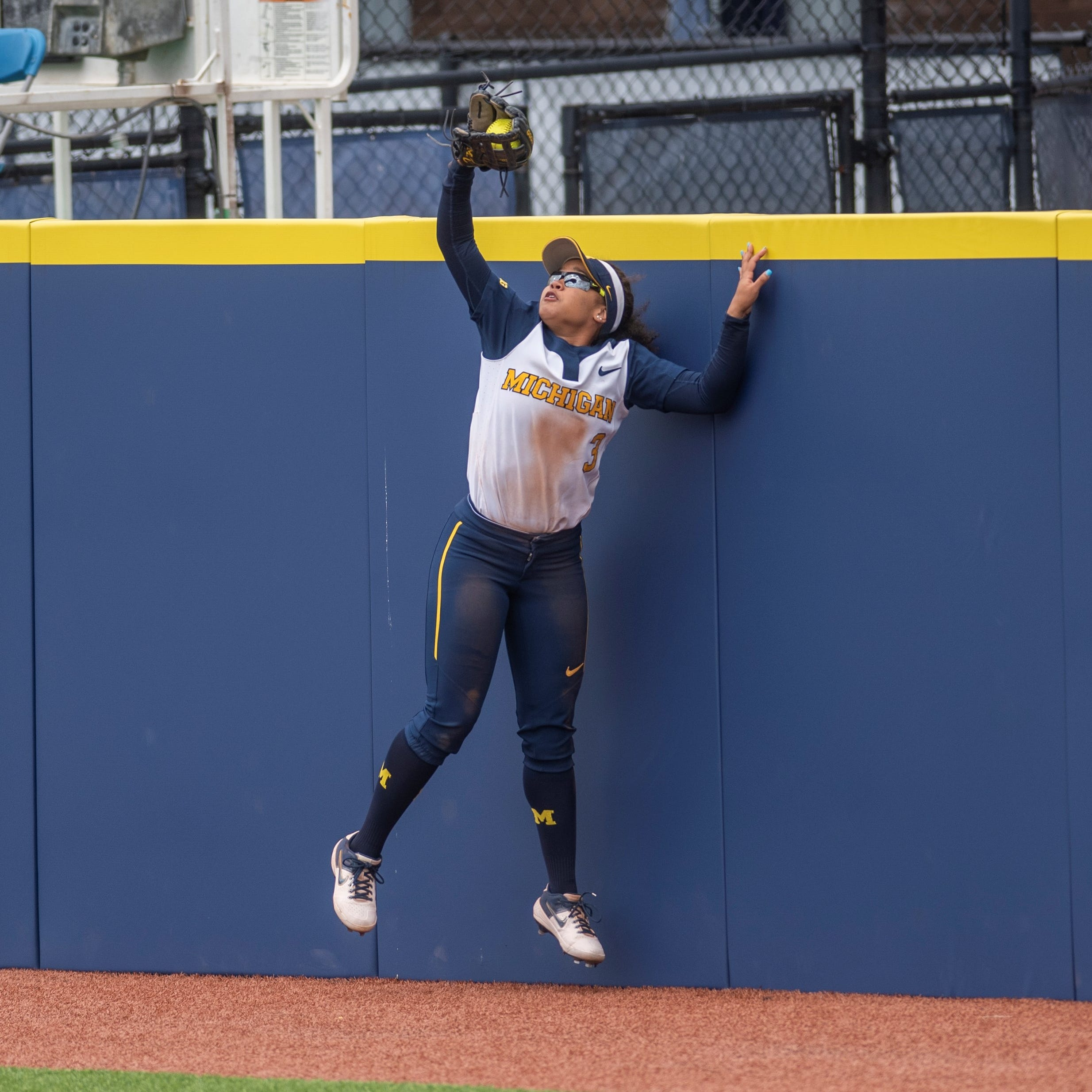 Michigan softball in win-or-go home mode after losing to James Madison