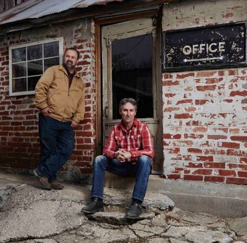 American Pickers explores 'Michigan Madman' collection in new episode Monday