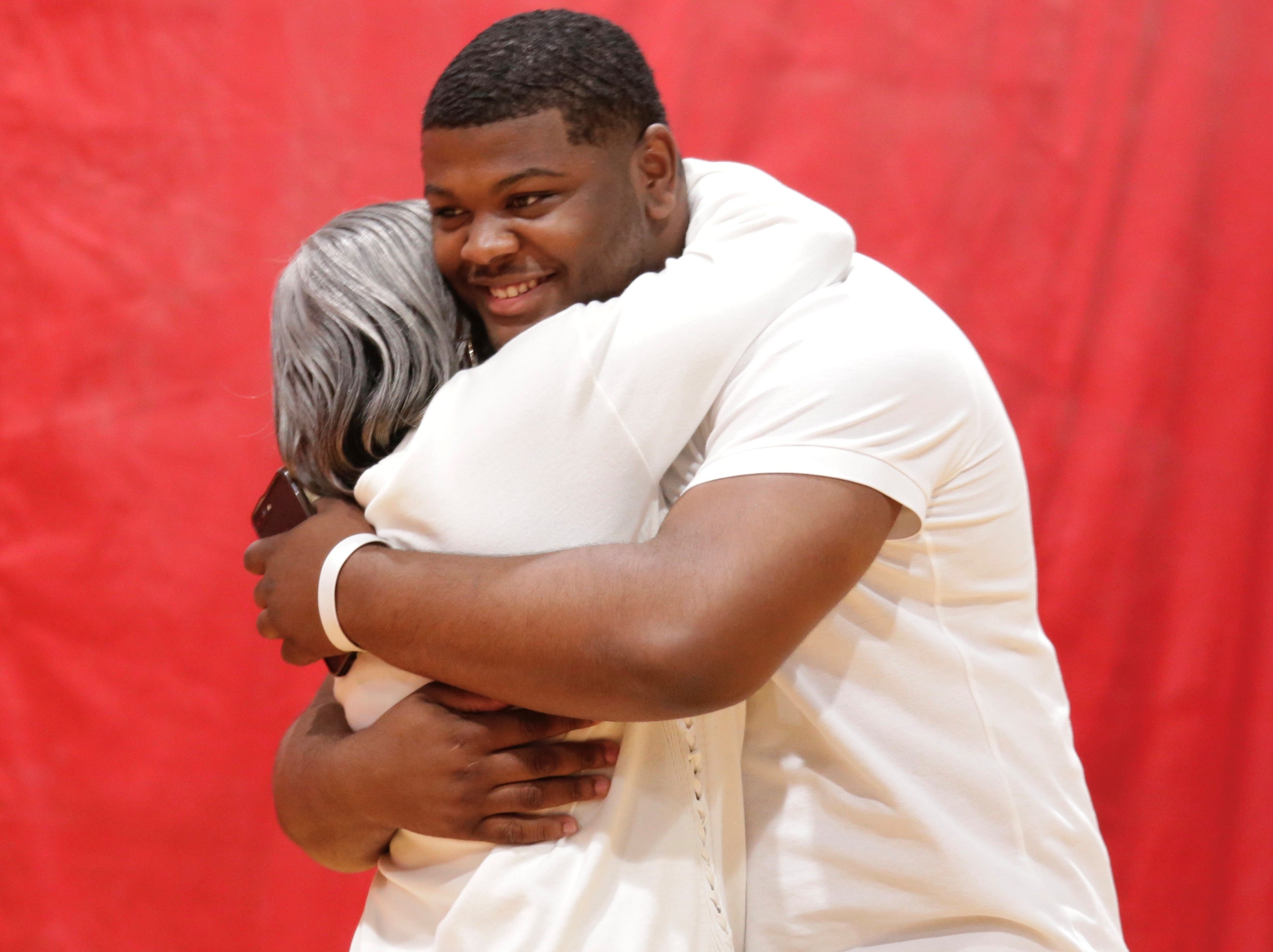 Justin Rogers' mom: Michigan football didn't reach out to me enough