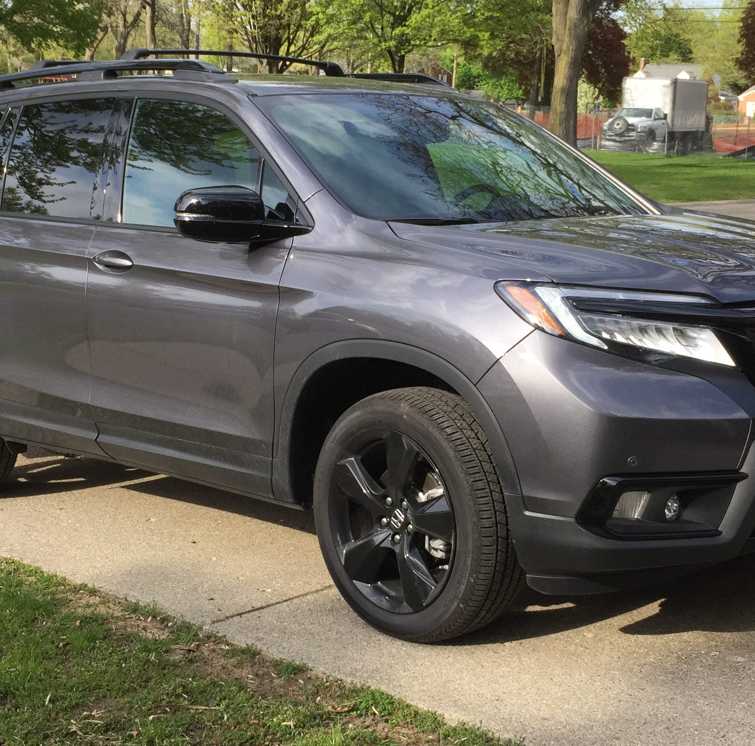 2019 Honda Passport SUV brings the steak, not much sizzle