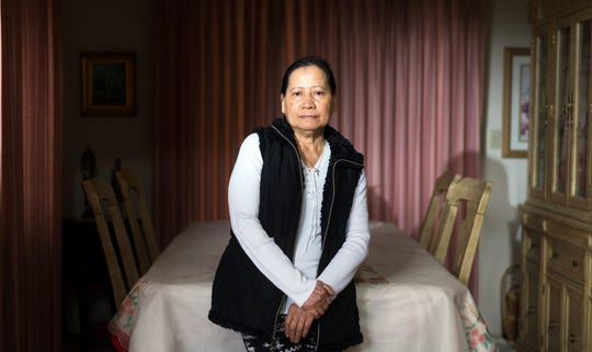 Sonia Deza worked for years as a caregiver where she earned $2 an hour from Publico.