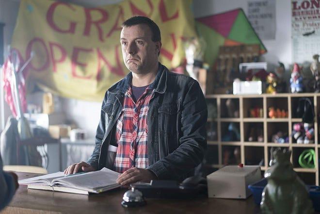 """Liam O Mochain in """"Lost & Found."""""""