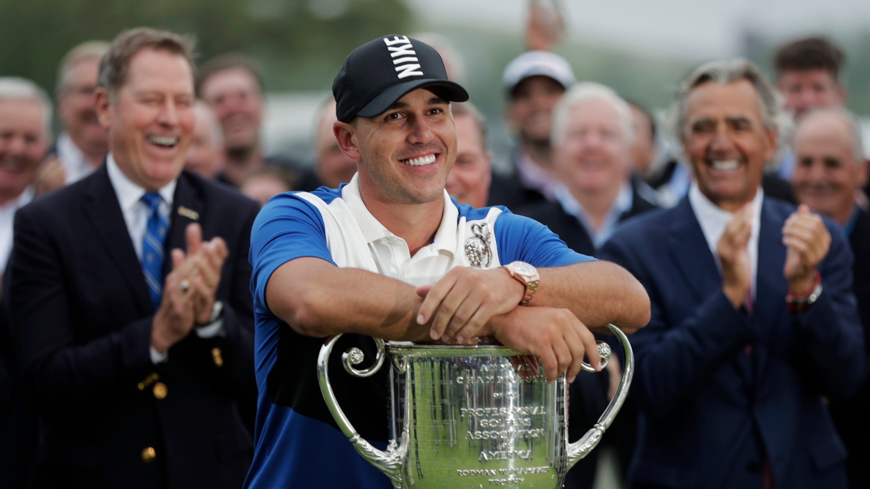 Image result for brooks koepka pga championship 2019