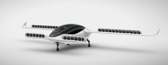 German startup Lilium aims to have a fleet of the five-seat aircraft — which can operate with a pilot or in drone mode — flying in cities worldwide by 2025.