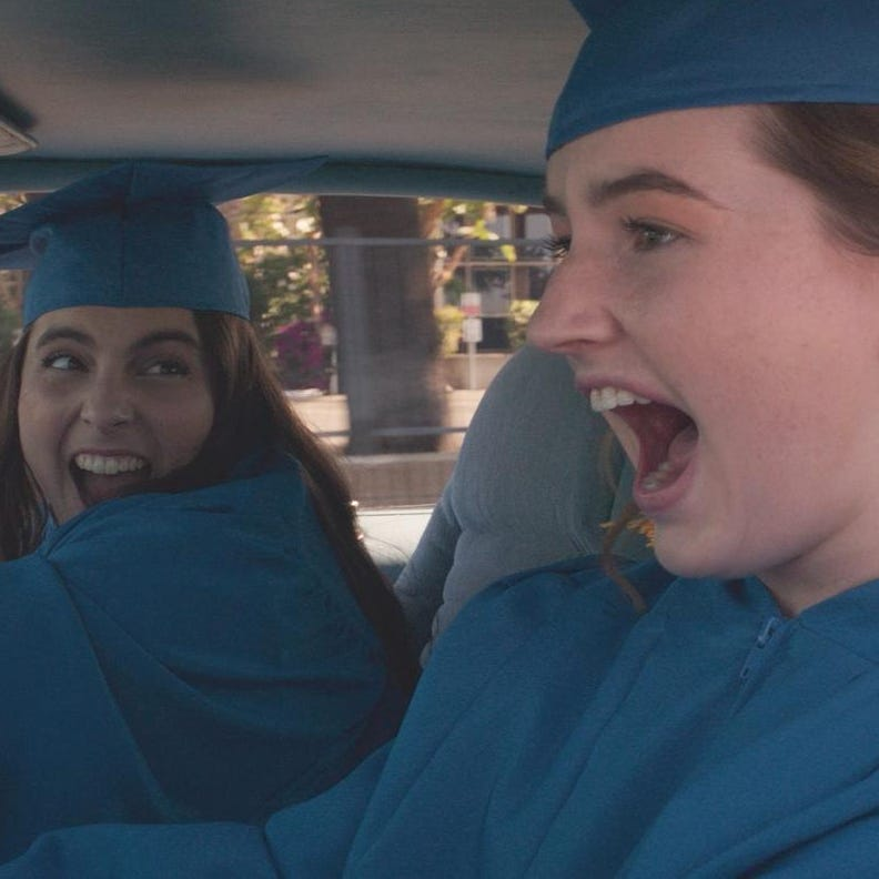 Review: Raucous teen comedy 'Booksmart' graduates with honors