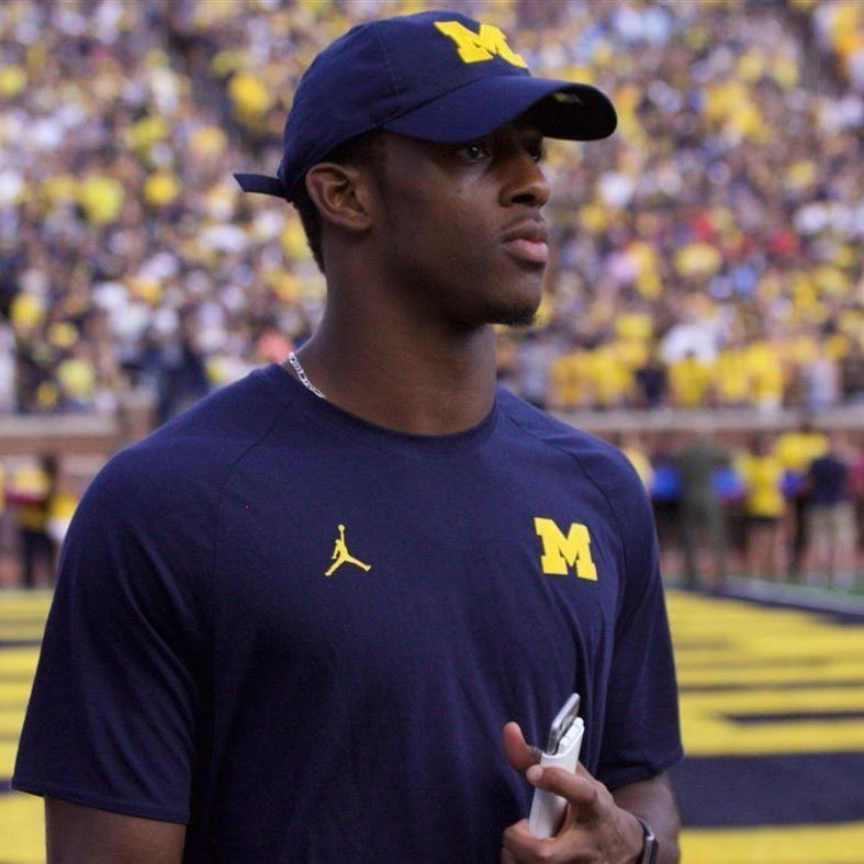 'Difference-maker' Daxton Hill could have immediate impact at Michigan, analyst says