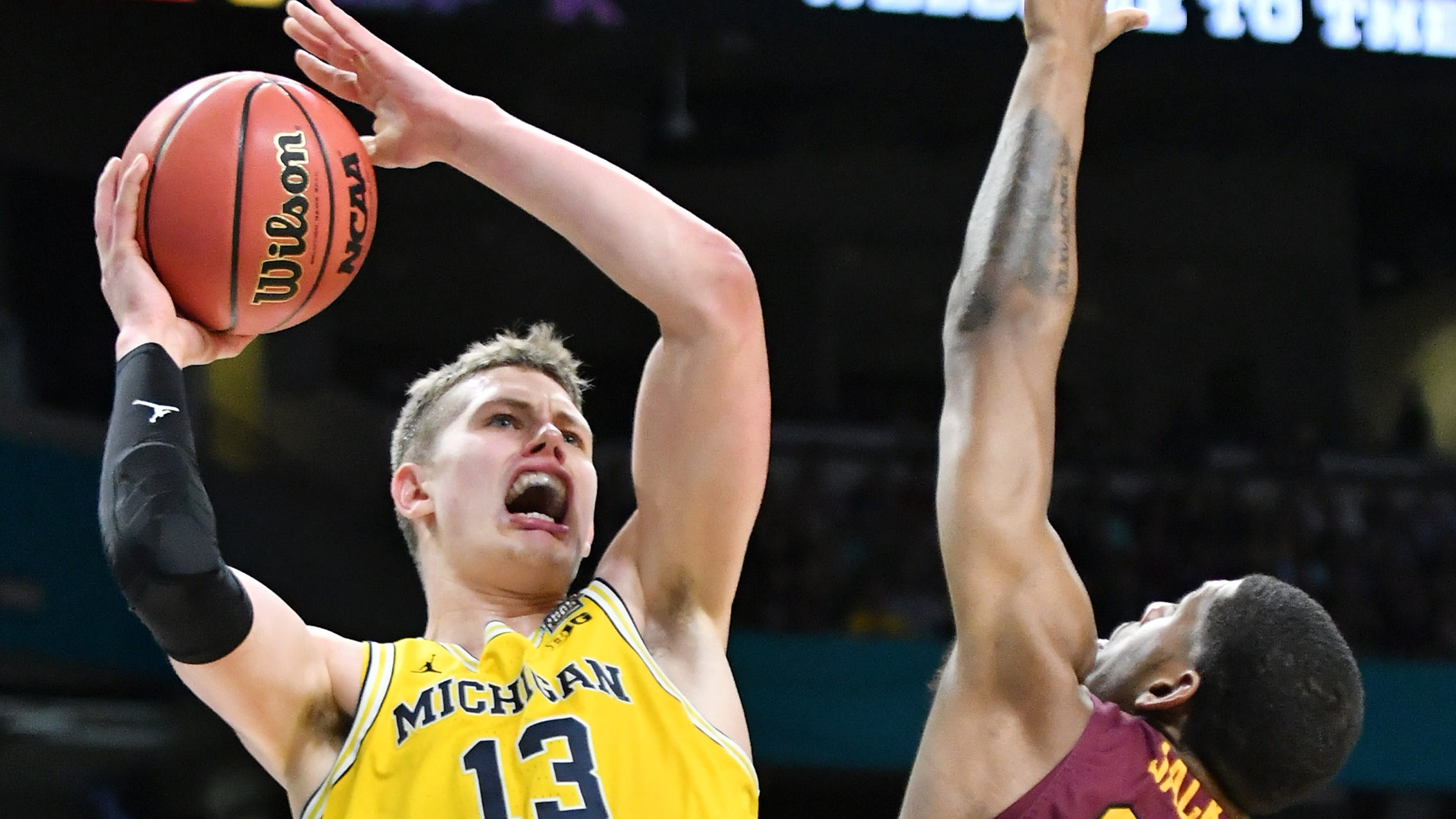 'Oh, yes': Ex-Wolverine Moritz Wagner can't wait to talk NBA smack with John Beilein