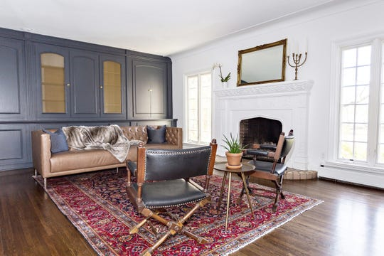 This chic home will be one of five featured on this year's Huntington Woods Home Tour on June 2.