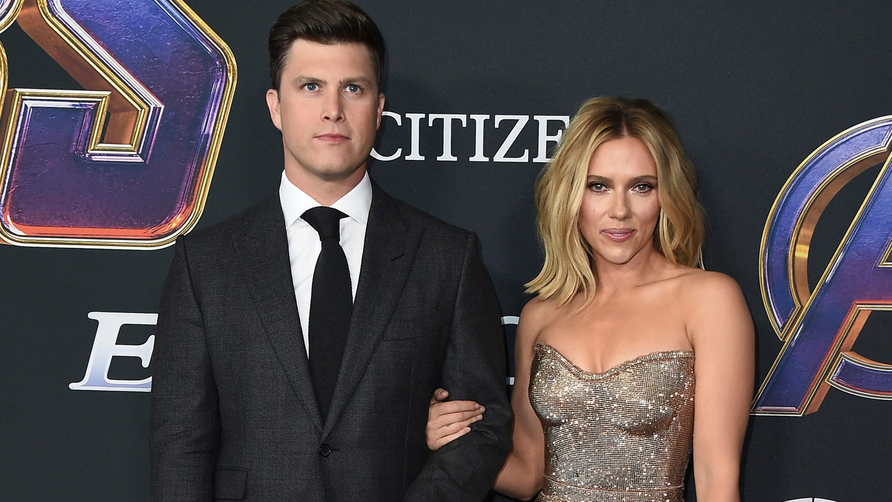 Scarlett Johansson And Snl S Colin Jost Are Engaged