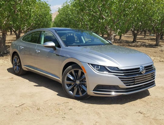 The gorgeous 2019 VW Arteon is the cure for the common SUV: great looks, hartchback utility, good price. It's only missing a high-horsepower sport version as found on other V-dubs.