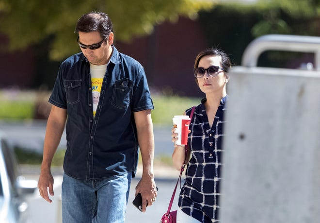 Prosecutors from Contra Costa County in California have charged Rommel and Glenda Publico with felonies, including grand theft and tax fraud.