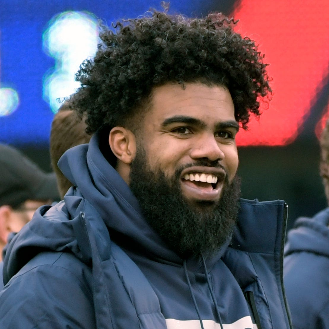Monday's NFL: Cowboys' Ezekiel Elliott detained by police at Vegas music festival