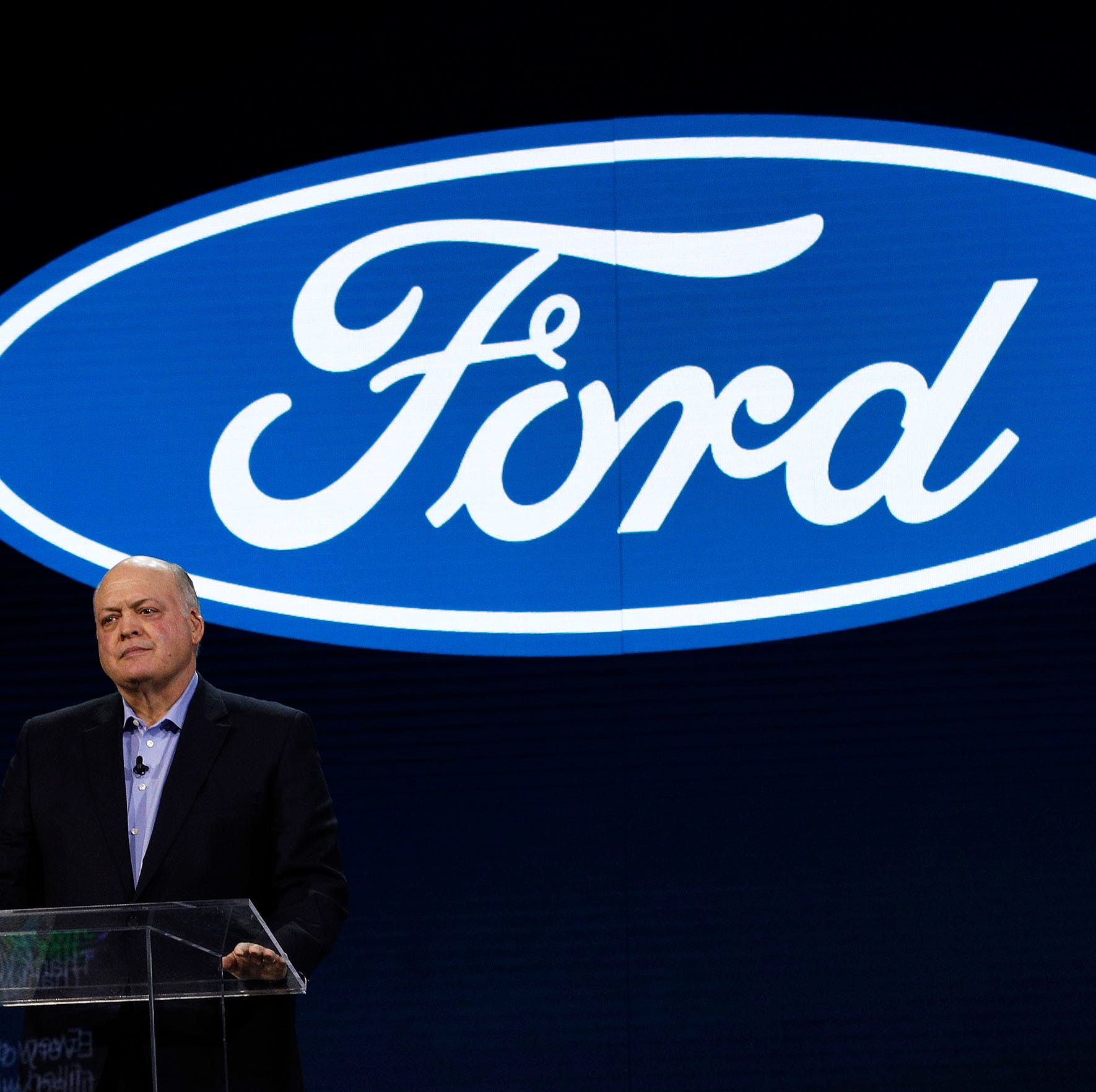 Ford cutting 500 salaried workers in North America