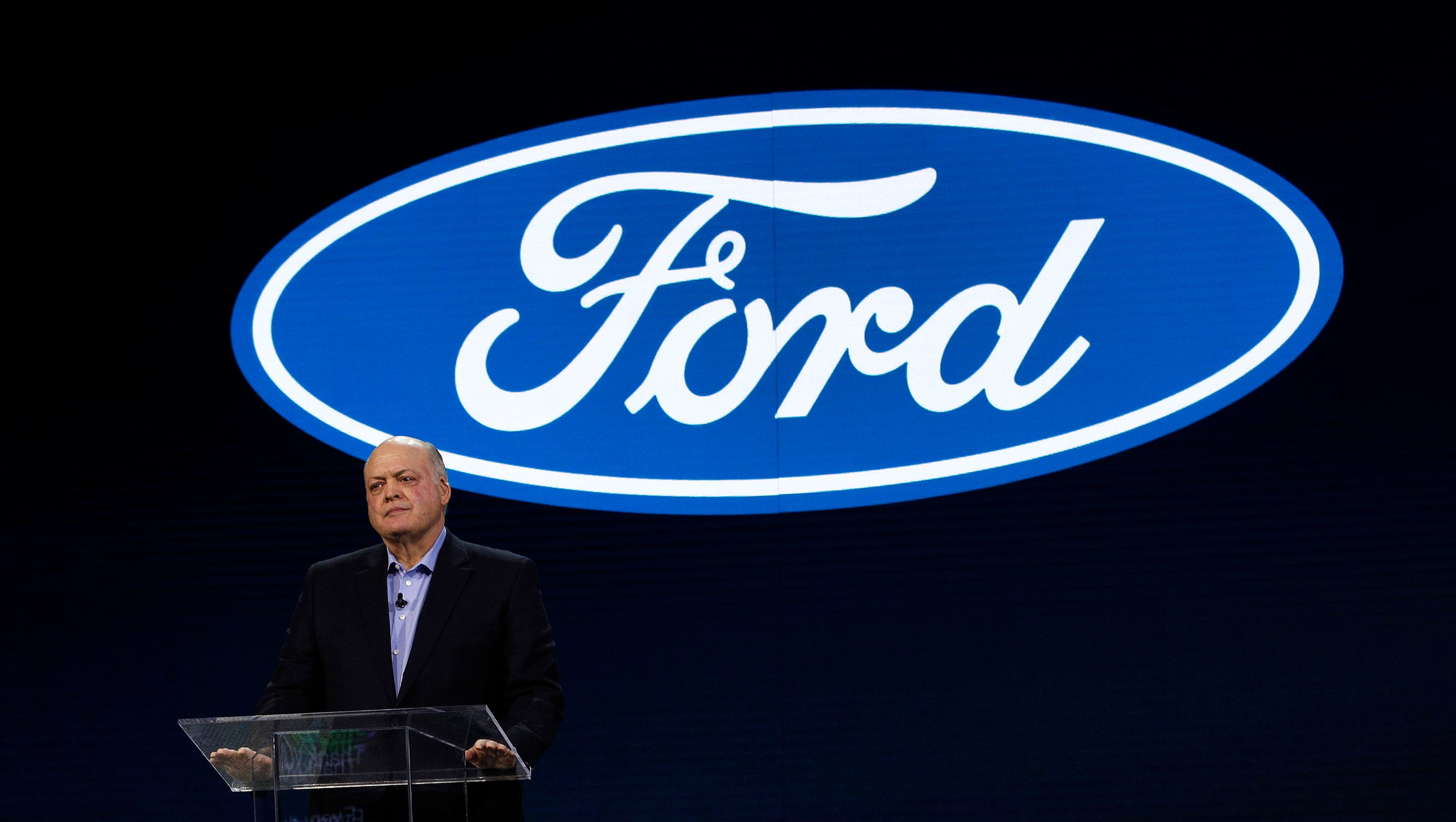 500 salaried Ford workers in U S  will be cut this week