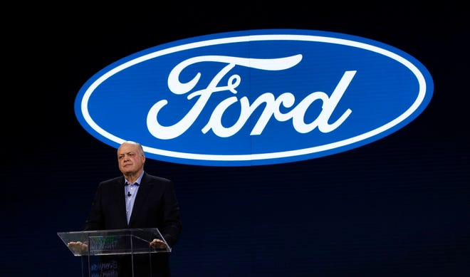 Ford Motor Co. will notify 500 salaried employees in North America on Tuesday that their positions will be eliminated, CEO Jim Hackett said in a note to employees.