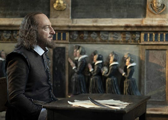 """Kenneth Branagh in """"All is True."""""""