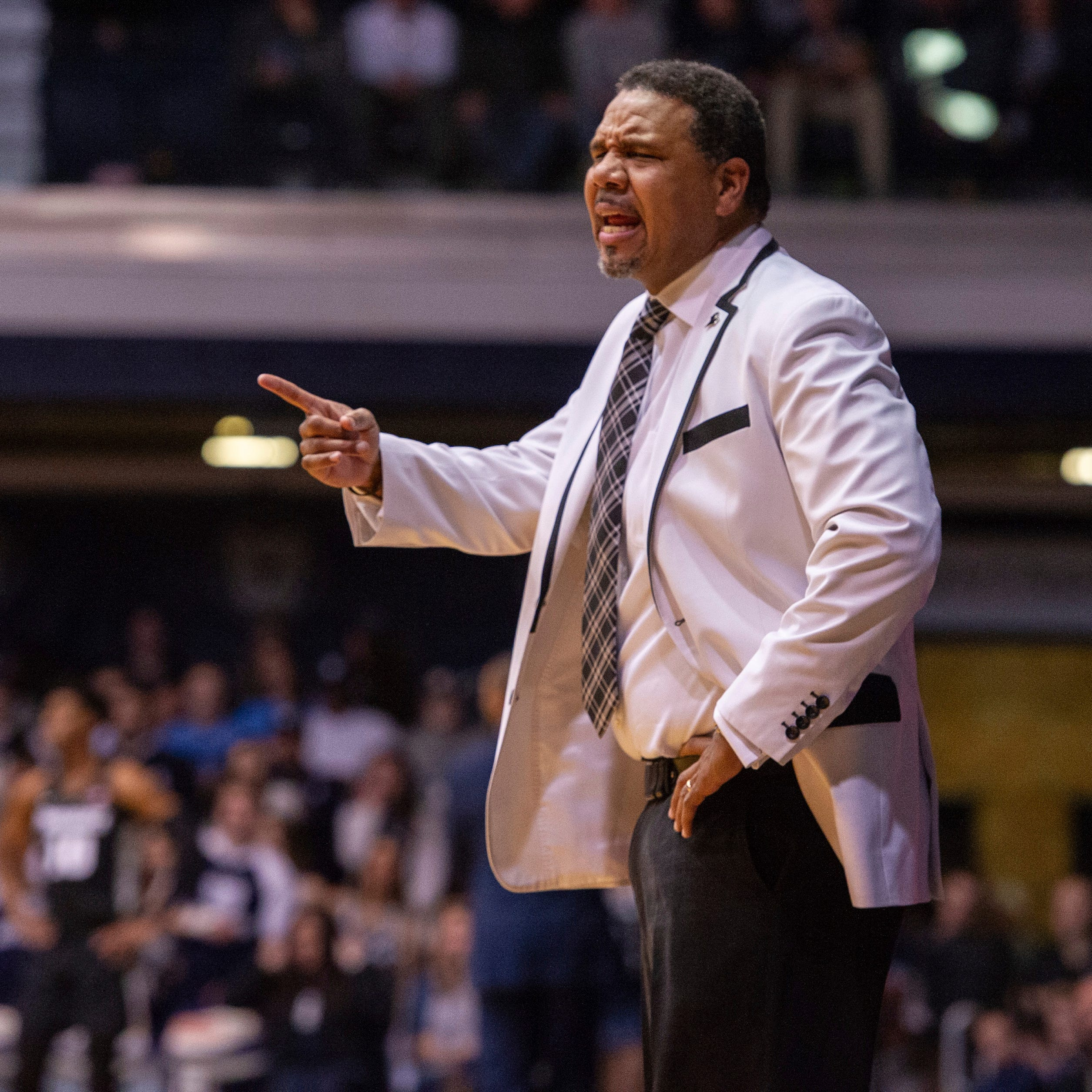Providence's Ed Cooley interviews for UM hoops job; Juwan Howard next
