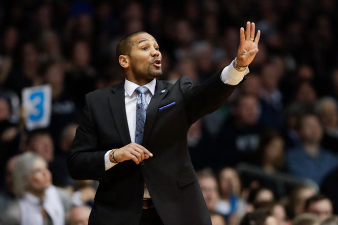 Butler head coach LaVall Jordan was an assistant at Michigan from 2010-16.