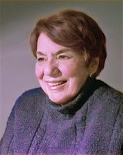 "Margaret ""Peg"" Gallagher was a longtime journalist with the Elmira Star-Gazette."