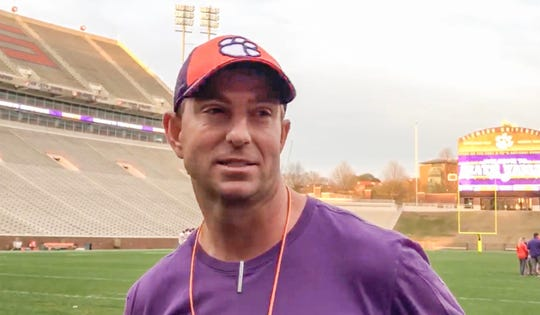Clemson coach Dabo Swinney could finish with 118 wins in the decade if the Tigers go undefeated and win the national championship agian in 2019.