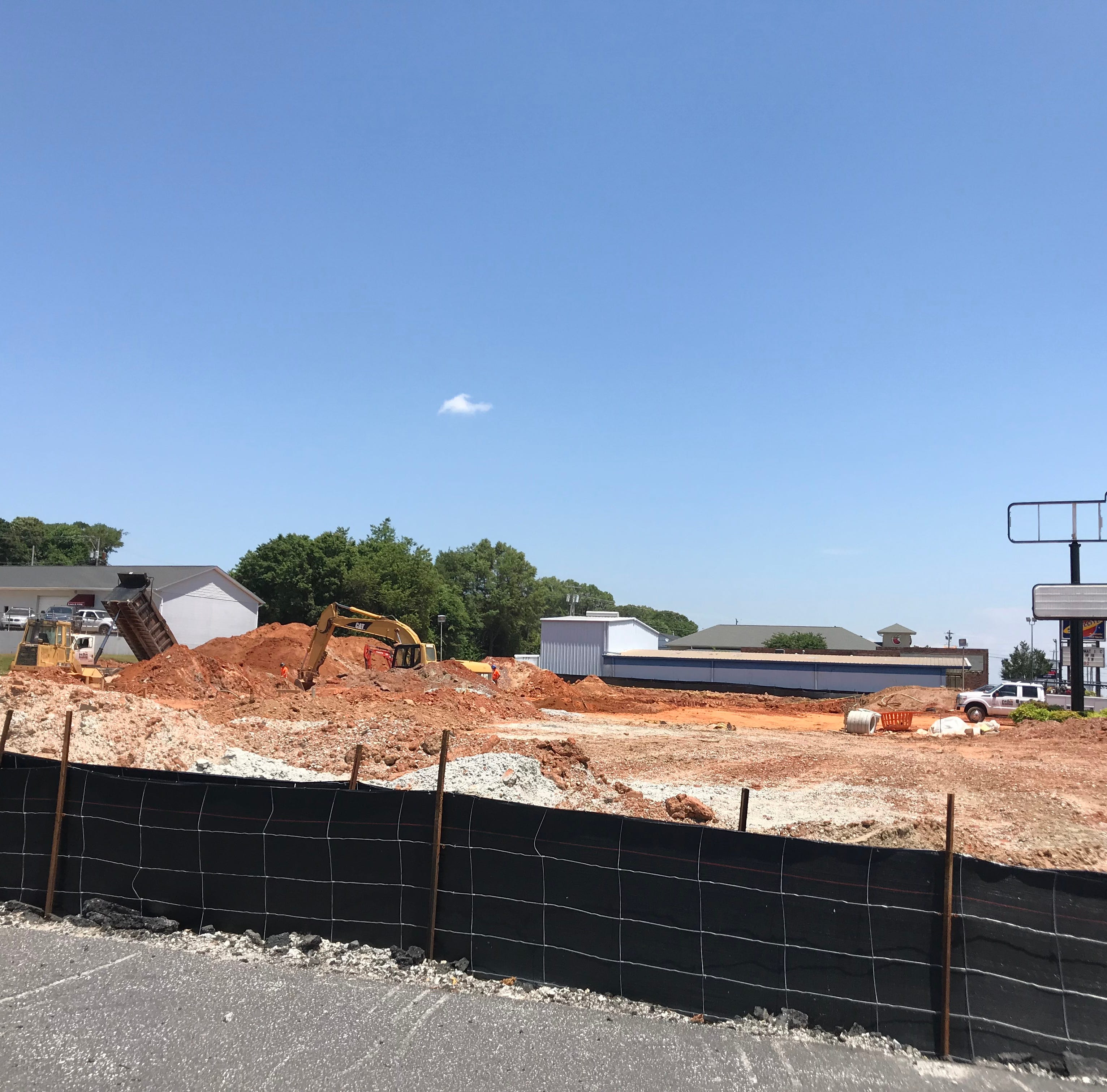 Ask LaFleur: What's being built at the old Hardee's location in Greer?