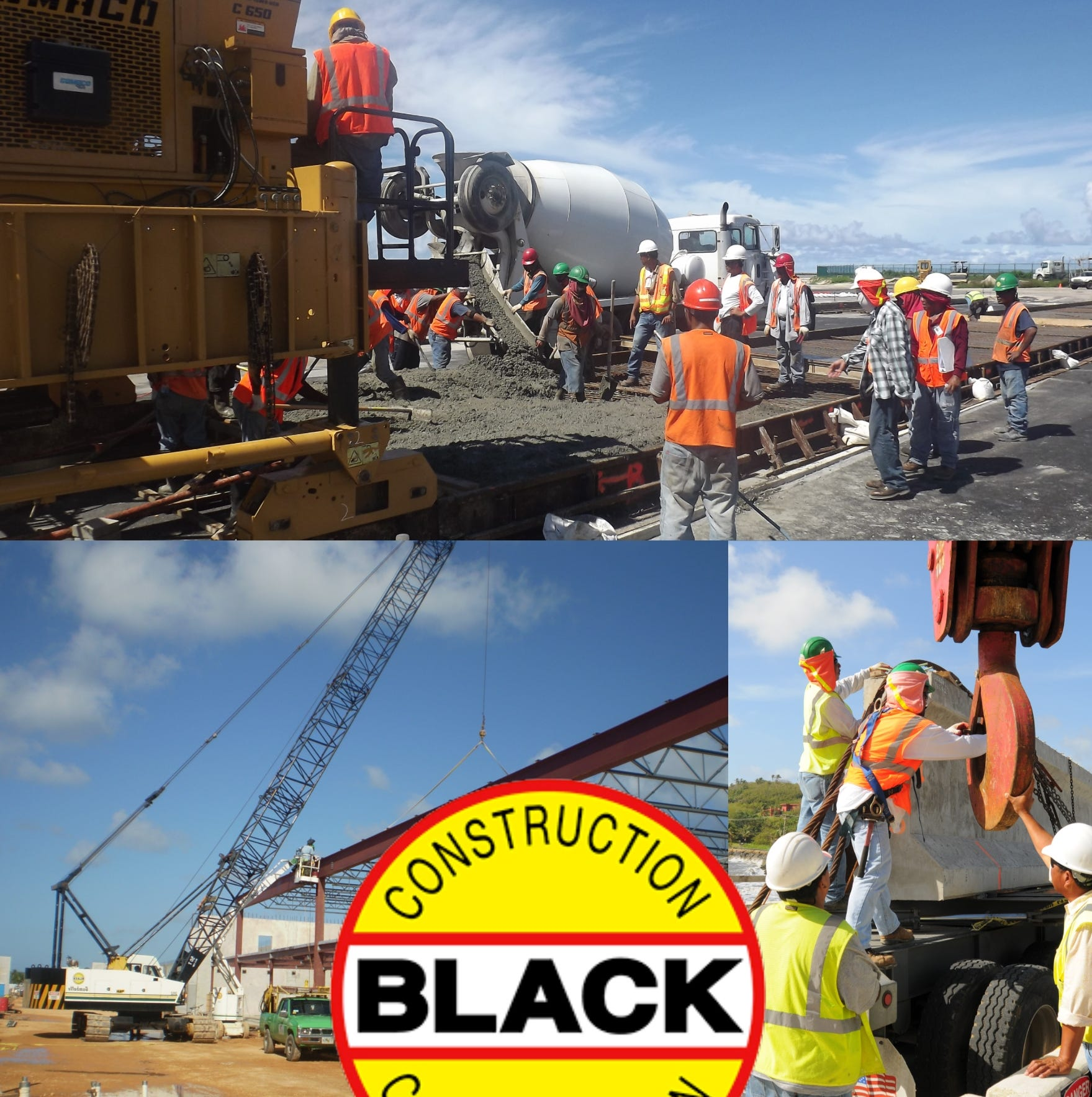 Black Construction Corporation job fair for students, general public on May 25