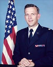Lt. Col. David K. Roberts