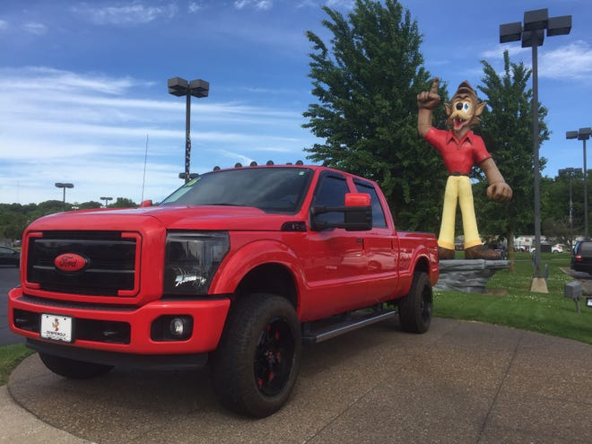 Dempewolf Ford in Henderson has been sold to the owner of a Toyota dealership in Bowling Green, Ky.